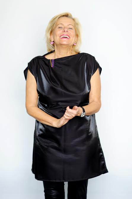 """Wanda Moser-Heindl  """"Anpacker""""Foto: Clemens Fabry"""