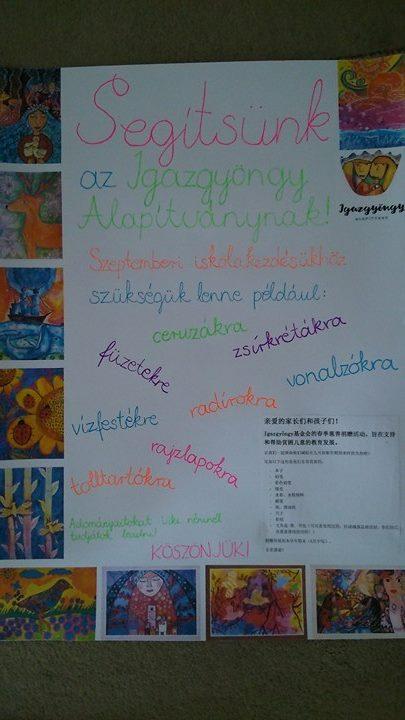 Magyar-Kínai Két Tanítási Nyelvű Általános Iskola és Gimnázium Vida Edit